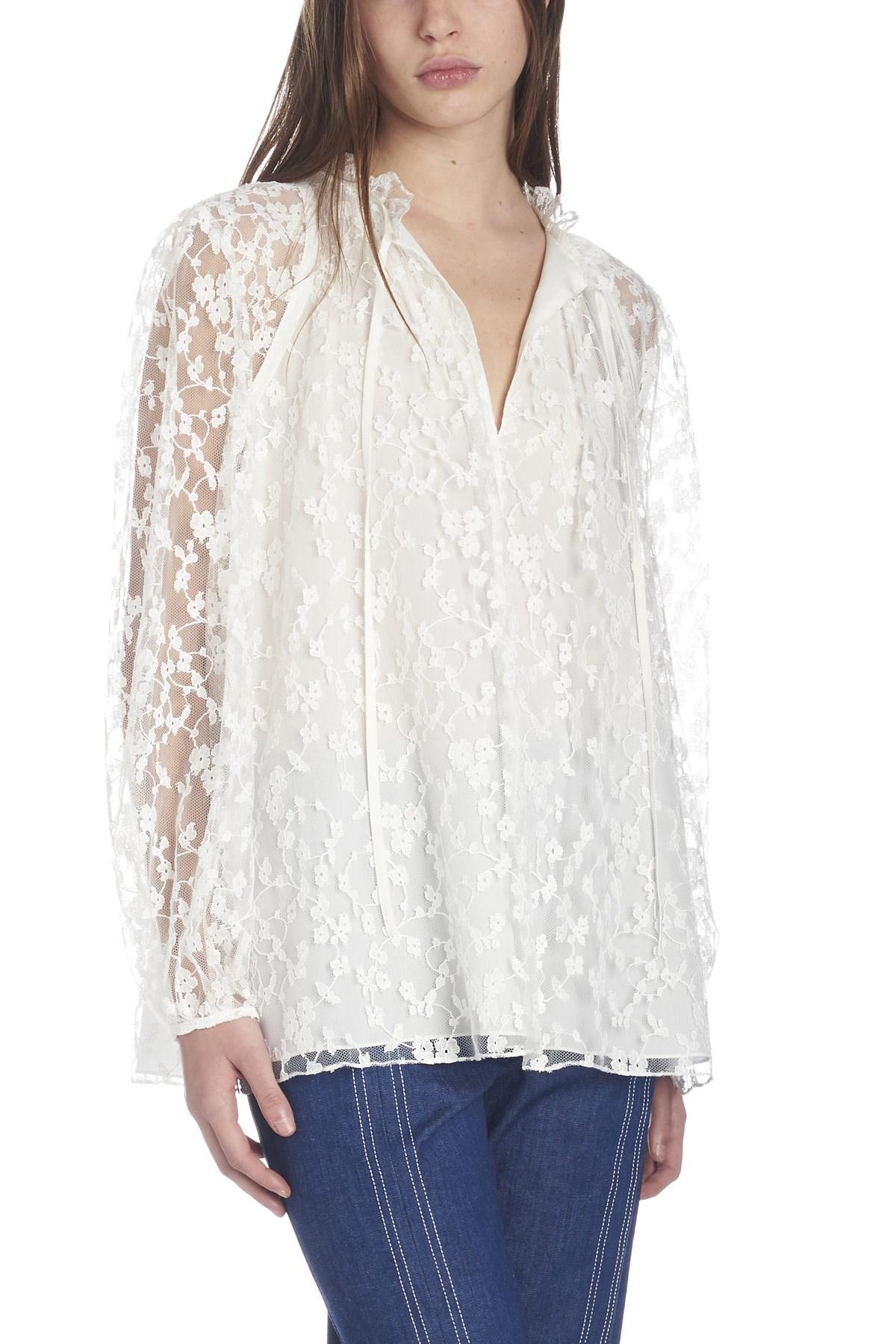 3a1841a1677ed4 chloé lace blouse available on julian-fashion.com - 62748