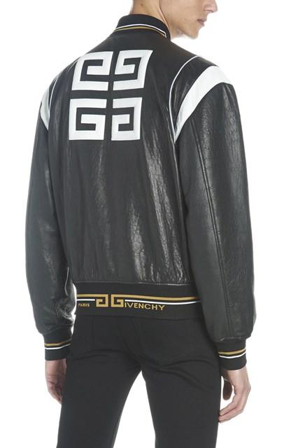 8213414951 GIVENCHY logo jacket - COD. BM008M602J001