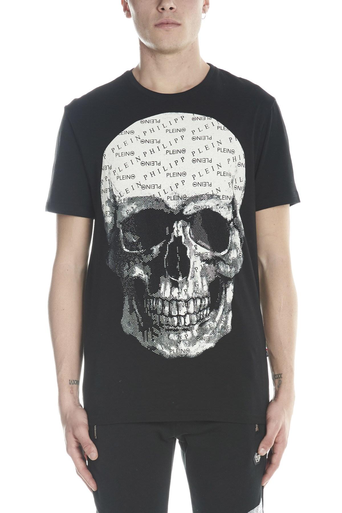 79f97fc6112 philipp plein  Skull  t-shirt available on julian-fashion.com - 63232