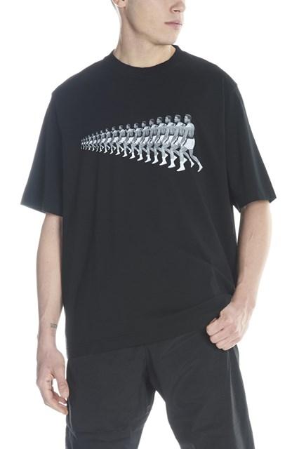 414e19690744e0 MARCELO BURLON - COUNTY OF MILAN 'Ali series' t-shirt - COD.