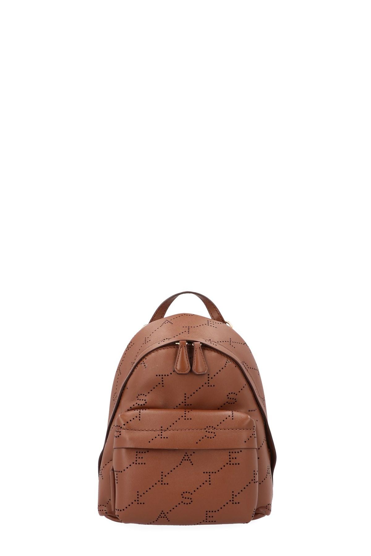 stella mccartney  The logo bag  backpack available on julian-fashion ... 5c6508f8fa846