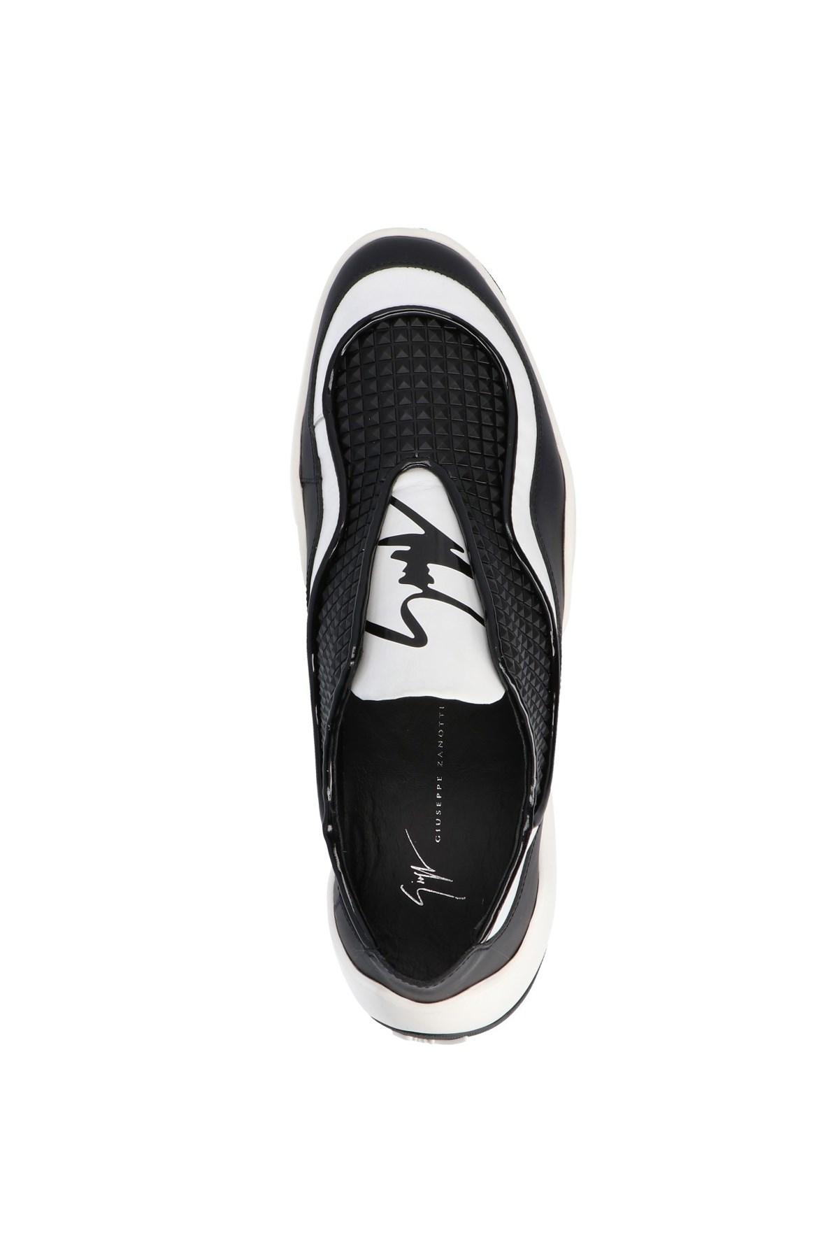 2a34cfa81534e giuseppe zanotti 'Light jump' sneakers available on julian-fashion ...