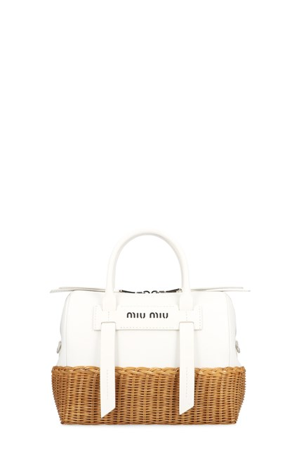 a28054bbd7b3 MIU MIU straw hand bag - COD. 5BB049VOLO2B72F0O8D