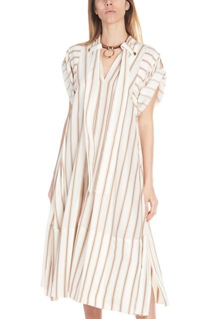 9a186553c22 CHLOÉ  Degradè stripes  dress - COD. CHC19SRO3733195F