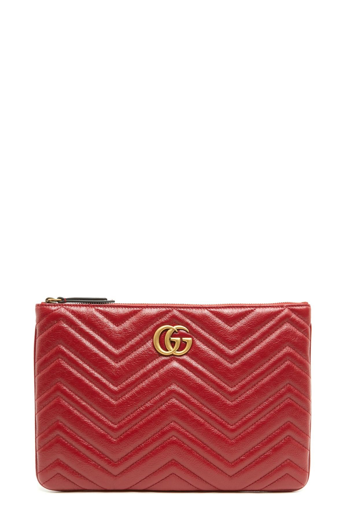 efde7e0b4c8e7f gucci 'GG Marmont 2.0' Clutch available on julian-fashion.com - 67285