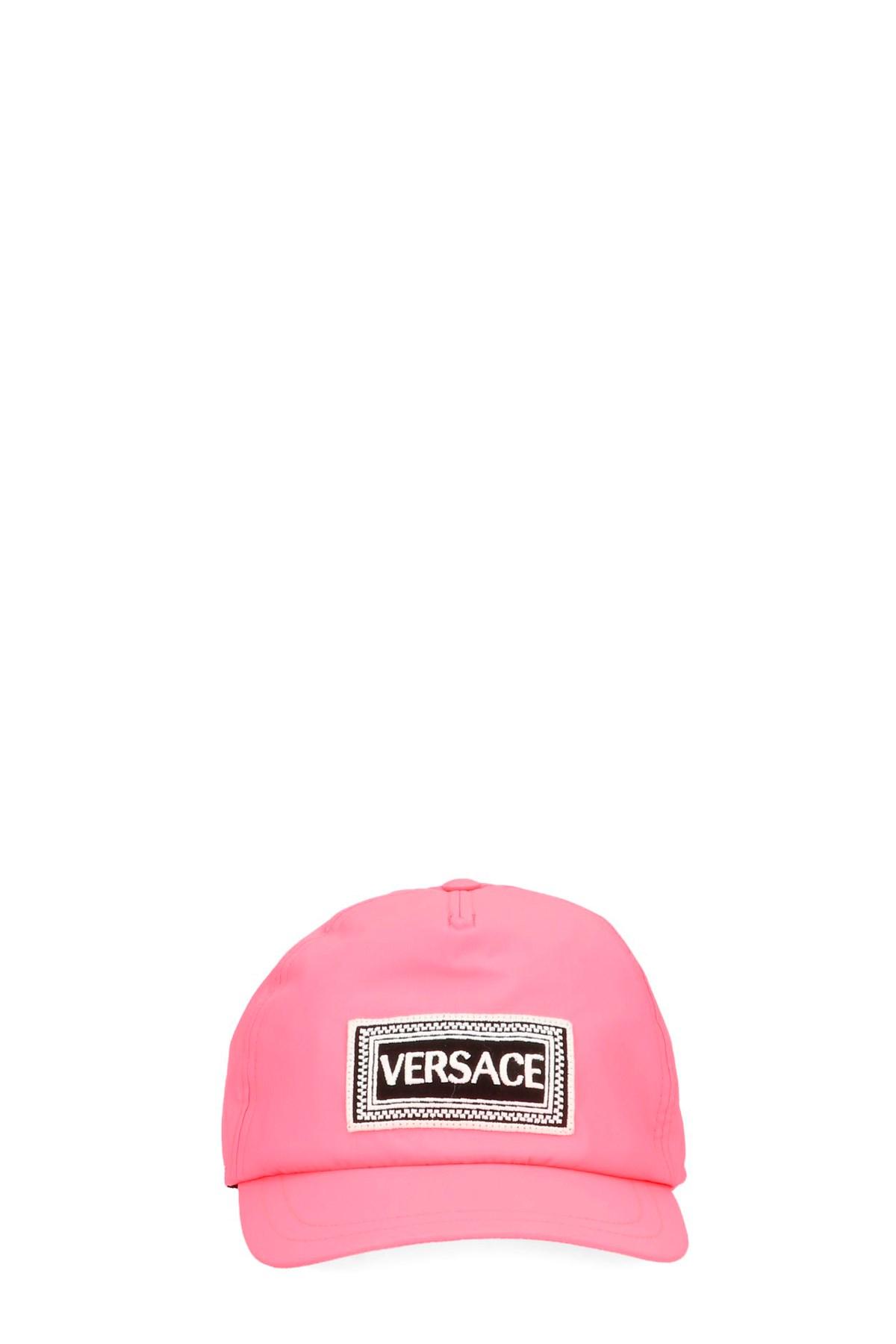 b61f7c500d664 young versace logo cap available on julian-fashion.com - 68976