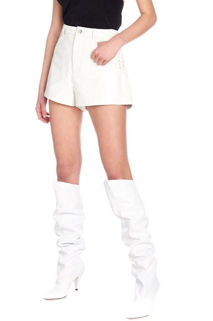 7a8c3fee8d5d IRO lace-up details shorts - COD. WM30UMTIWHI10