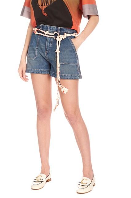 fde980c45fc CHLOÉ high waisted shorts - COD. C19UDS18155487
