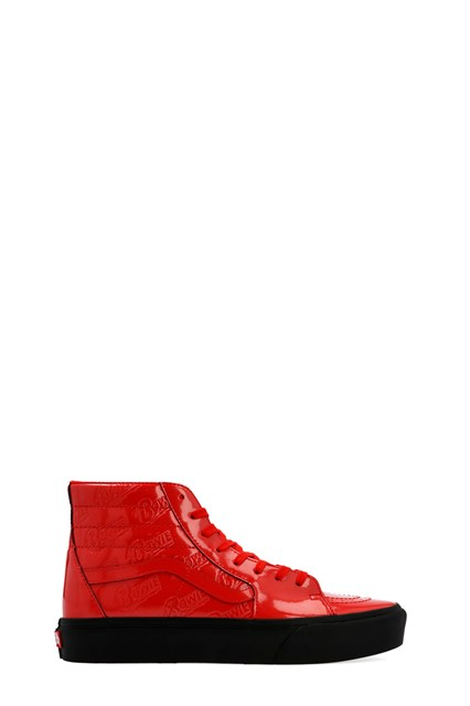 1621ac47e474 VANS  Kk8-hi platform 2  sneakers x David Bowie - COD. VN0A3TKNVSQ1RED