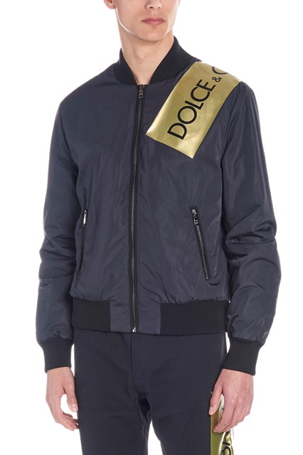 920d0934a3fb DOLCE & GABBANA Giacca Tape Logo - COD. G9MG7TG7RMIN0000