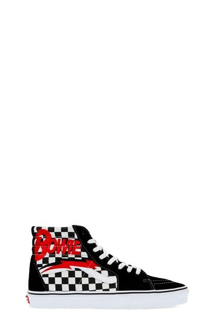 f59778d0737d VANS  Sk8-hi  sneakers x David Bowie - COD. VN0A38GEVJ01CHEKERBOARD