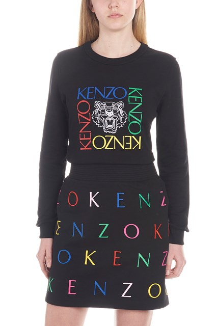 2bdfd5744 KENZO Logo sweatshirt - COD. F952SW7034Z799