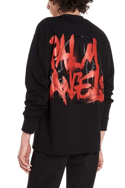 32a289a08 MONCLER GENIUS Moncler Genius x Palm Angels t-shirt - COD. 8000180829FK999