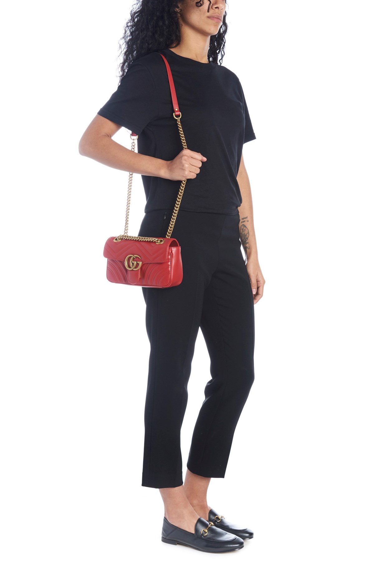 0dbb0aa1f gucci 'GG Marmont 2.0' Crossbody Bag available on julian-fashion.com ...
