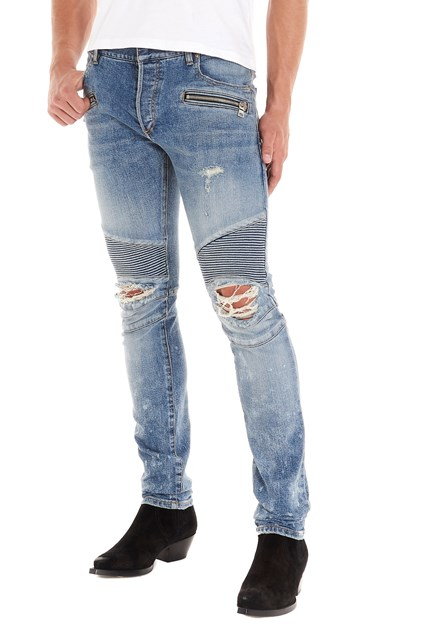 c830641716 Man's Jeans - Spring Summer 2019 collection Clothing on julian ...