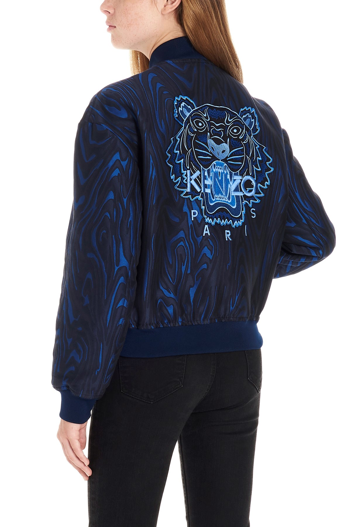 4c8398f66a kenzo 'Moire tiger' bomber jacket available on julian-fashion.com ...