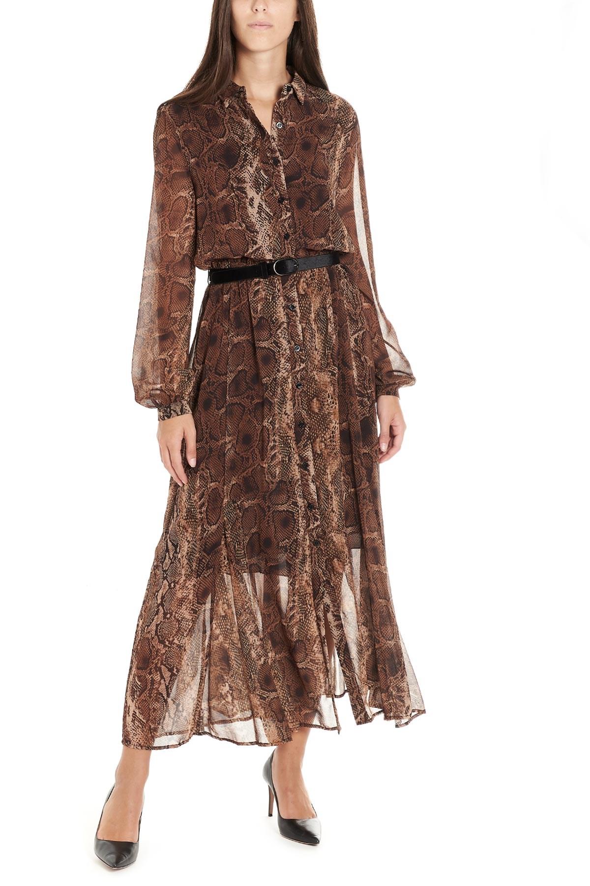 new product ce6ed b9765 liu jo Animalier dress available on www.julian-fashion.com ...