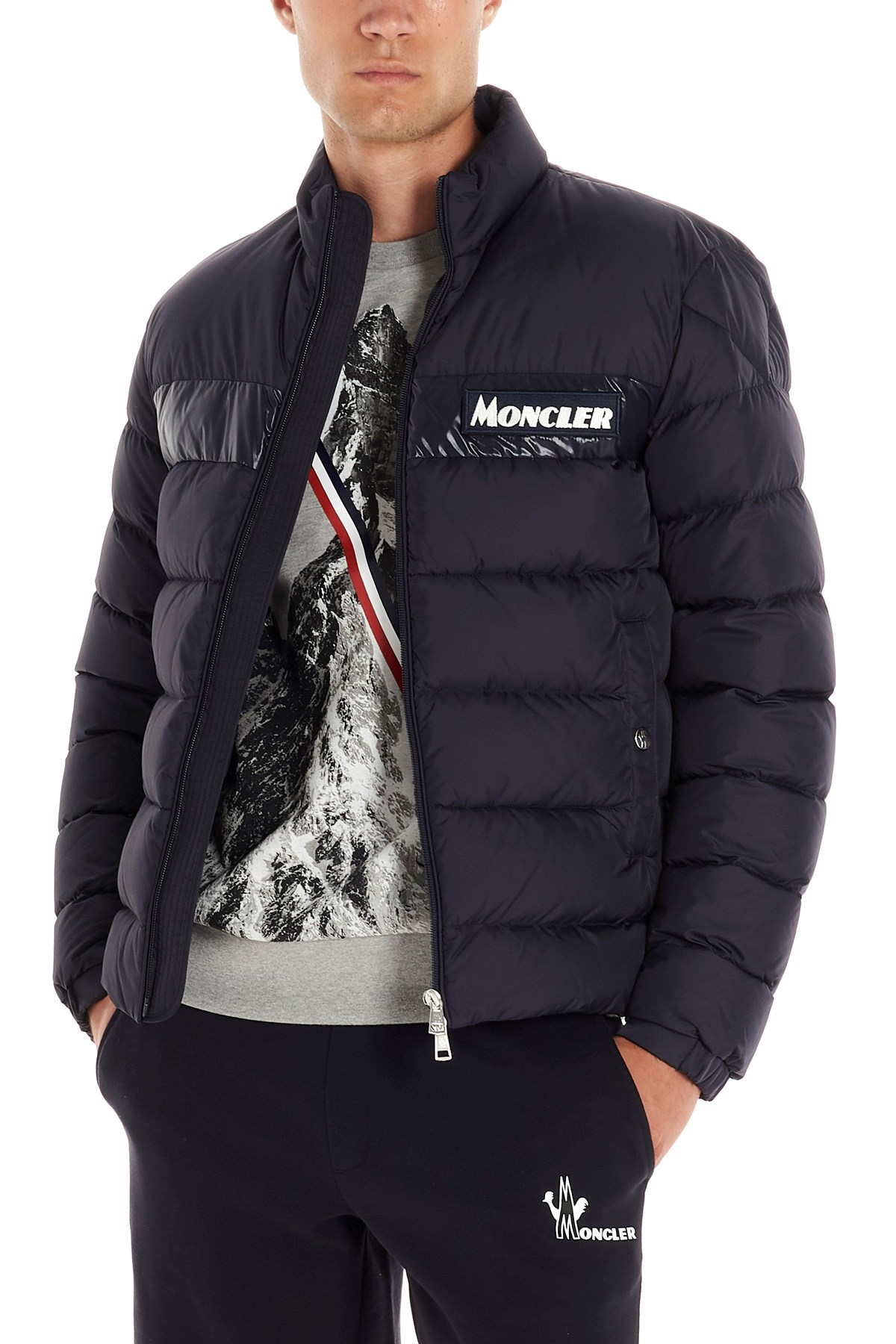 960082812 moncler 'Servieres' down jacket available on julian-fashion.com - 99424