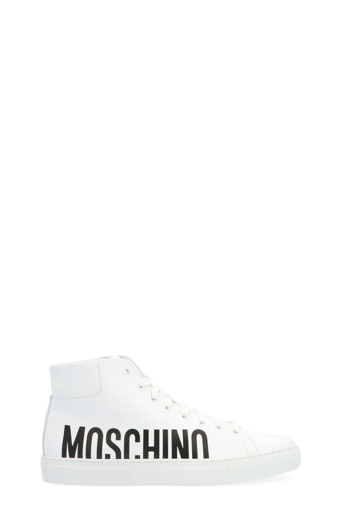 bfd5a017712bb moschino Logo sneakers available on julian-fashion.com - 99667